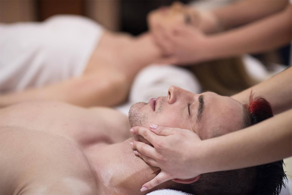 Mobile Massage Calgary, Couples massage