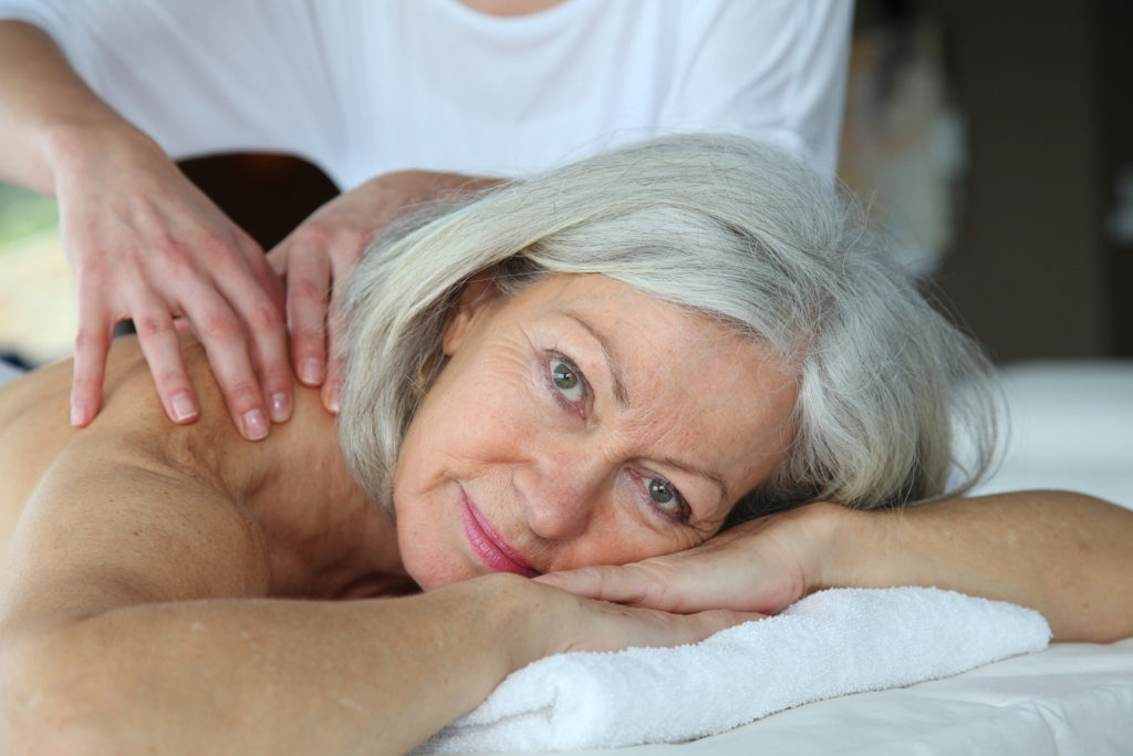 Seniors Massage- Who is it good for?