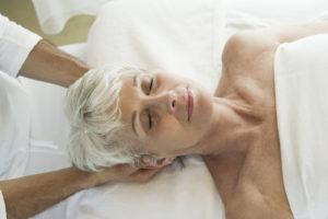 seniors health and wellness, seniors massage