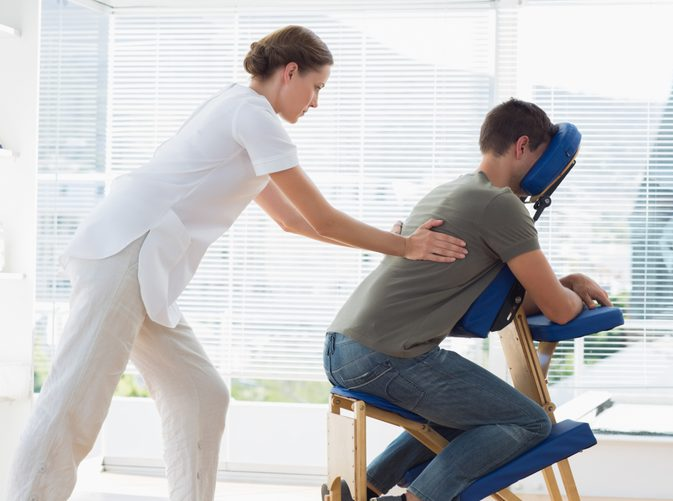 In-Office massage is a great way to build morale, and increase workplace productivity, Your Health Span will work with you to ensure our In-office Massage program meets all your needs