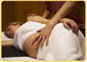 Book a prenatal massage in your own home Calgary.