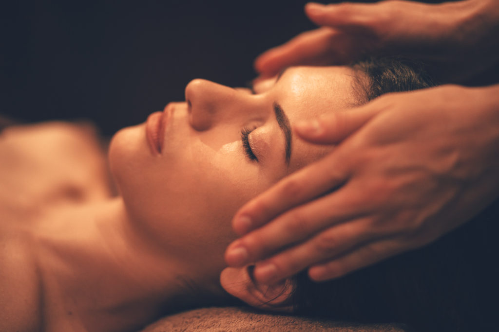 Massage therapy, reduces pain, but more important restores your energy and vitality.