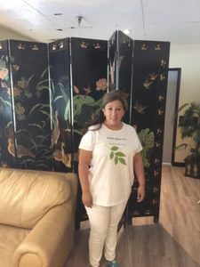 Yasmin is a Massage Therapist that specializes in Lymphatic Drainage Massage for women who have had recent surgery
