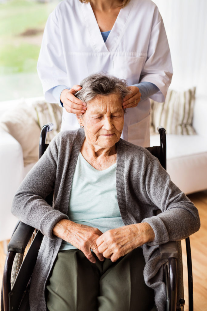 Seniors Massage therapy is an excellent way to promote wellness as well as providing connections for clients.