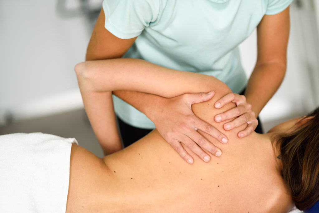 Professional-female-physiotherapist-giving-shoulder-massage-to-a-woman-896013344_3866x2580-1024x683 Massage in the Time of CoronaVirus